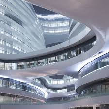 galaxy soho beijing by zaha hadid architects adelto adelto
