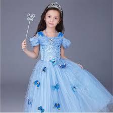 Elsa Halloween Costumes Kids Cheap Elsa Halloween Costume Girls Aliexpress