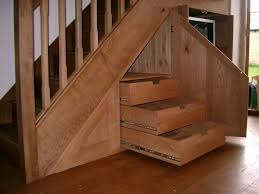 representation of cupboard under the stairs arrangement