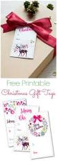 easy diy christmas gift tags home made interest
