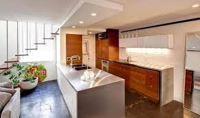 simple interior design for kitchen 15 simple and minimalist kitchen space designs home design lover