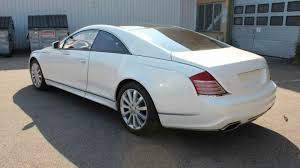 maybach mercedes coupe maybach 57 s coupe back from the dead thanks to coachbuilder