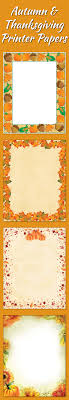 the autumn themed paper for your next fall harvest