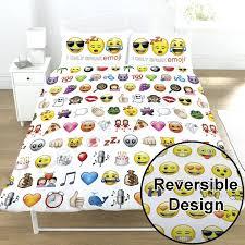 Duvet Covers Single Uk Funny Double Duvet Covers Emoji Duvet Cover Sets Single Amp Double