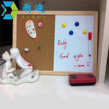kitchen white board aliexpress com buy pine wood combination half whiteboard half