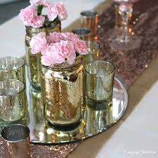 Valentines Day Tablescapes by Glamorous Pink And Gold Valentine U0027s Day Tablescape