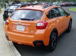 subaru orange test drive 2013 subaru xv crosstrek nikjmiles com