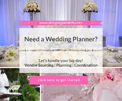 wedding planning checklist services u0026 items to consider when