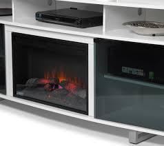 sorenson fireplace tv stand white leon u0027s