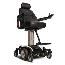 Lift Cushion For Chair Pride Jazzy Air Elevating Power Wheelchair At Medmartonline Com