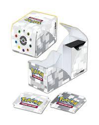pokemon ultra pro dual deck box pokemon black u0026 white tcg