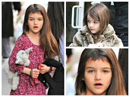 how to give yourself a haircut check out suri cruise s new bangs a diy job babycenter blog