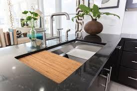 white kitchen cabinets with black quartz quartz countertops 12 design ideas for your home