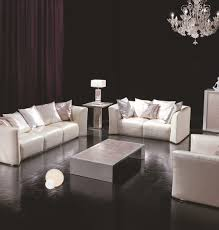 Leather Sofa In Living Room Leather Sofa Set Indohomme