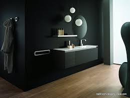 Black Mirror Bathroom Black Bathroom Vanity Black And Gold Bathroom