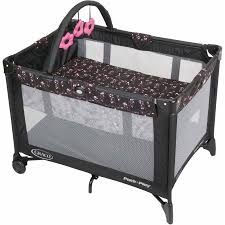 Pink And Brown Graco Pack N Play With Changing Table Graco Pack N Play With Automatic Folding Playard Priscilla