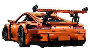 lego technic lego technic porsche 911 gt3 rs 42056 george at asda