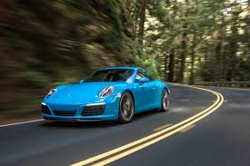 new porsche 911 we drove the new porsche 911 carrera through a california redwood