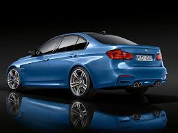 Bmw M3 2015 - 2016 bmw m3 sedan lci officialy revealed