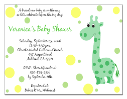 Invitation Note Cards Amusing Gift Card Baby Shower Invitation Wording 78 About Remodel