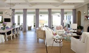 one big room kitchen dining family room new house family