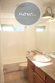 Can You Paint Bathroom Tile In The Shower How To Paint Shower Tiles White A Budget Remodel Option