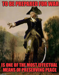 Be Prepared Meme - to be prepared for war is one of the most effectual means of