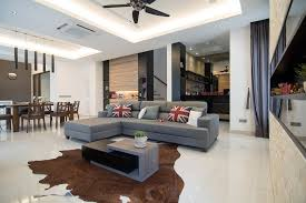 Nu Interiors Interior Design For Terrace House In Malaysia Rift Decorators