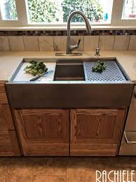 stainless steel apron sink stainless steel farmhouse apron front workstation sinks