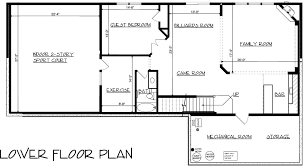 house plan builder house 3 craftsman with sport court house plan green