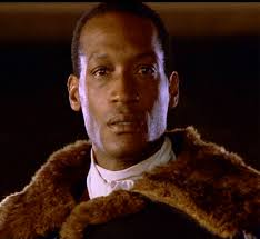 "... an icon of horror,"" Meunier says of actor Tony Todd (pictured at left), who embodied the urban legend in the 1992 film. Tony Moran, who played Michael ... - tony"