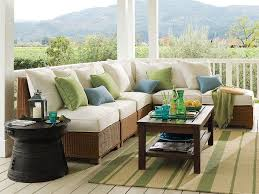 Ideas For Outdoor Loveseat Cushions Design Mix And Match Outdoor Accent Pillows Hgtv