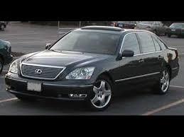 2006 lexus ls430 review 2006 lexus ls430 luxury sedan