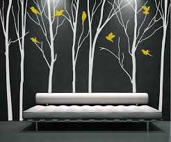 20 beautiful trees u0026 branches vinyl wall decals wall art