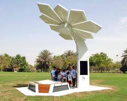 are palm trees the next step in solar energy s evolution
