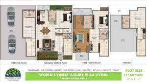O2 Floor Plan by Amrapali The Hemisphere Greater Noida Amrapali The Hemisphere