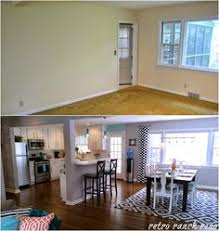 Small Kitchen Renovations Raised Ranch Remodeling Rags Split Level Kitchen Remodels