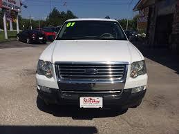 2007 ford explorer xlt prime auto