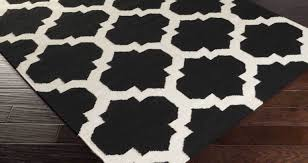 Black And Gray Area Rug Rugs Black Grey And White Area Rugs Wonderful Grey Geometric Rug