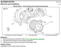 1996 dodge dakota blower motor solved blower fan in 1999 dodge dakota fixya