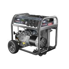 shop briggs u0026 stratton stormresponder 6250 running watt portable