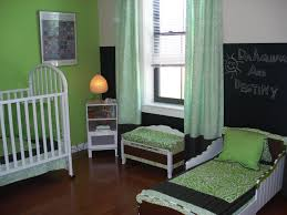 Green Curtains For Bedroom Ideas Bedroom Boy Toddler Room Ideas With White Crib And Patterned