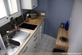 cuisine en couloir amnagement cuisine couloir amenagement cuisine m cuisiniste