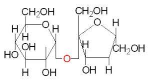 Table Sugar Formula Organic Chemistry Why Do Other Sugars Melt Whereas Sucrose