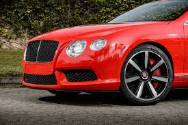 bentley red and black 2014 bentley continental gt v8 s review automobile magazine