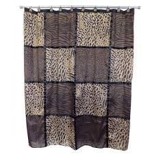 Better Homes And Gardens Bathroom Accessories Walmart Com by Better Homes And Gardens Animal Shower Curtain And Hook Set