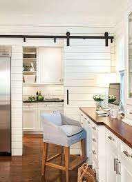 kitchen cabinets for home office barn door style kitchen cabinets white plan the ideas doors