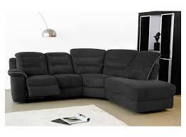 canapé d angle relax pas cher canapé vente unique canapé d angle relax volupte en microfibre