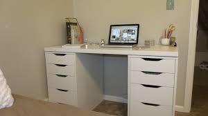 My Gold Desk Little Bits Of Lacey Ikea Alex Desk My Dream Workspace