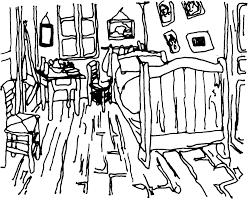 Schlafzimmer In Arles Umsetzungen Zu Van Gogh